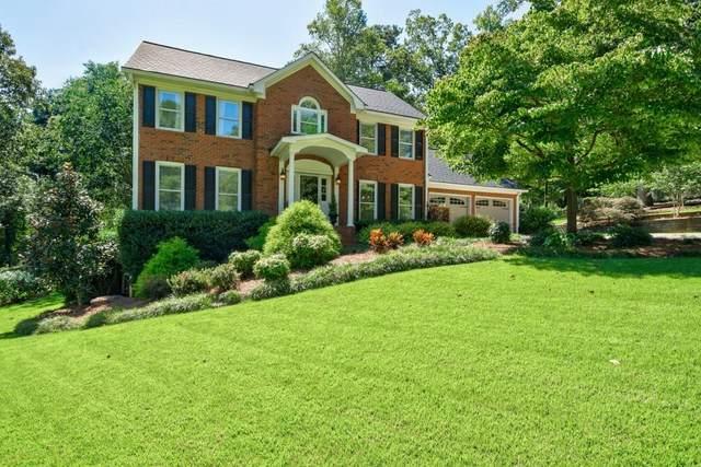 104 Crabapple Springs Drive, Woodstock, GA 30188 (MLS #6785406) :: North Atlanta Home Team
