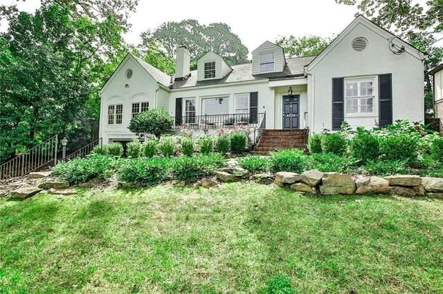 1775 Noble Drive NE, Atlanta, GA 30306 (MLS #6785645) :: Path & Post Real Estate