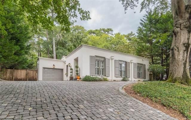 1753 Moores Mill Road NW, Atlanta, GA 30318 (MLS #6785659) :: RE/MAX Prestige