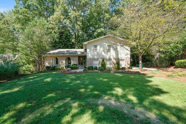 4284 Berkford Circle NE, Brookhaven, GA 30319 (MLS #6785736) :: Keller Williams