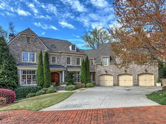 1530 Soaring Hawk Point, Atlanta, GA 30339 (MLS #6785747) :: Tonda Booker Real Estate Sales