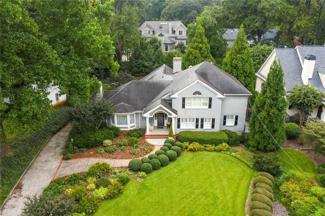 250 Robin Hood Road, Atlanta, GA 30309 (MLS #6785767) :: Rock River Realty
