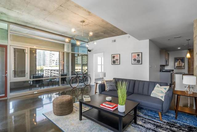 845 Spring Street NW #401, Atlanta, GA 30308 (MLS #6785770) :: KELLY+CO