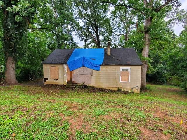 1700 Oak Knoll Circle SE, Atlanta, GA 30315 (MLS #6785779) :: Tonda Booker Real Estate Sales