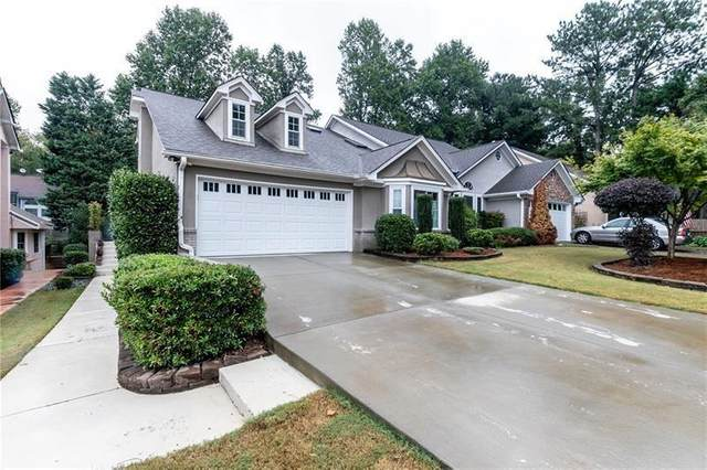2406 Oakwood Way SE, Smyrna, GA 30080 (MLS #6785812) :: The Heyl Group at Keller Williams