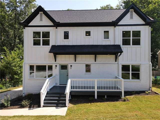 2569 E Tupelo Street SE, Atlanta, GA 30317 (MLS #6785860) :: The Residence Experts