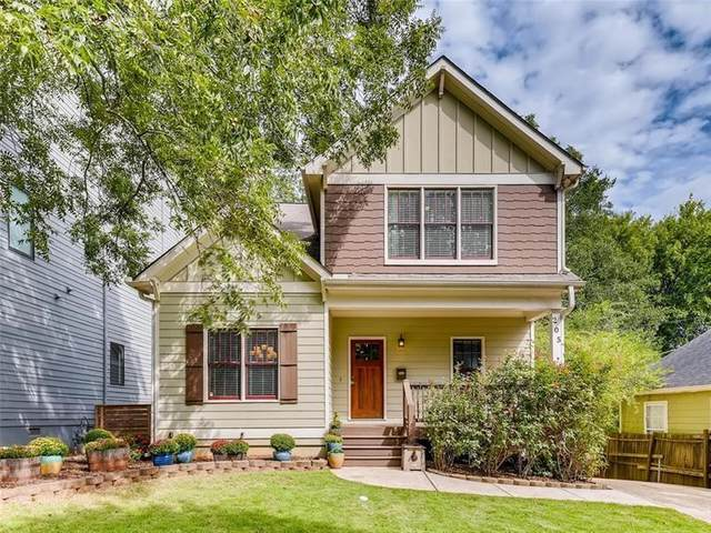 205 Lowry Street, Atlanta, GA 30307 (MLS #6785927) :: Good Living Real Estate