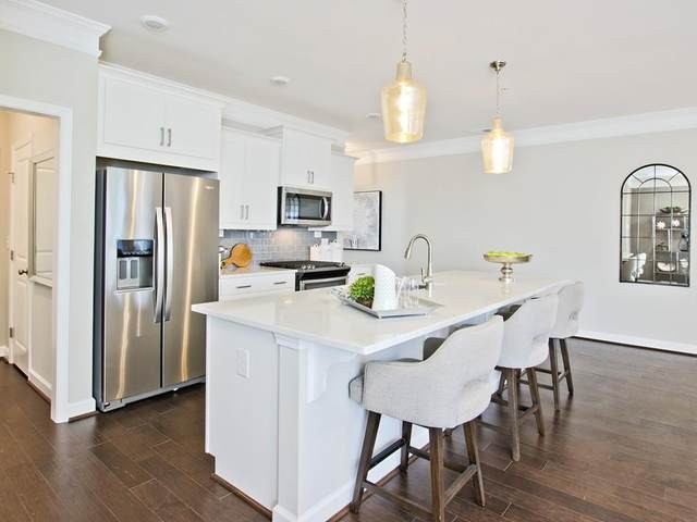 1248 Herty Drive NW #54, Marietta, GA 30062 (MLS #6785973) :: Path & Post Real Estate