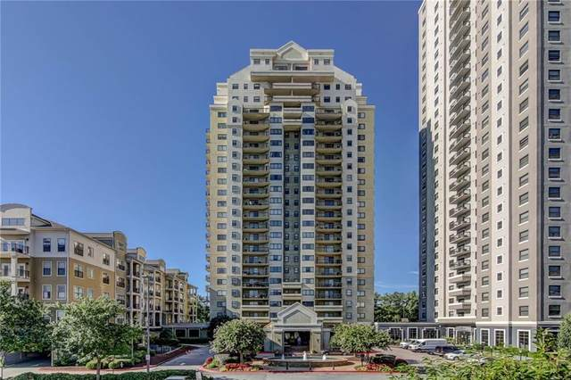 795 Hammond Drive #2308, Sandy Springs, GA 30328 (MLS #6786034) :: 515 Life Real Estate Company