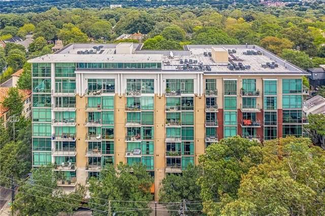 905 Juniper Street NE #812, Atlanta, GA 30309 (MLS #6786049) :: Oliver & Associates Realty