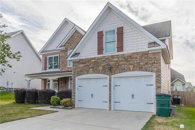 20 Chesapeake Chase, Covington, GA 30016 (MLS #6786102) :: Tonda Booker Real Estate Sales