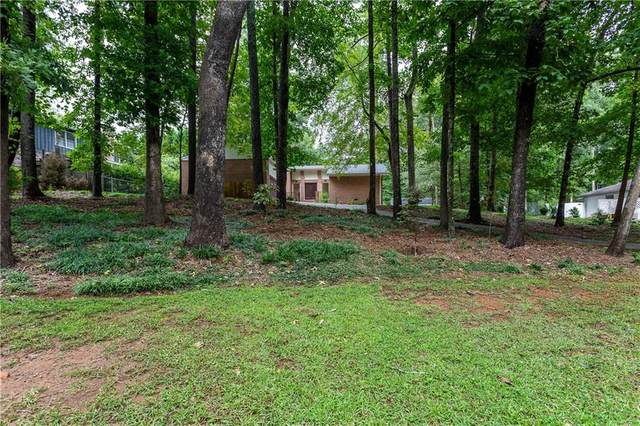 3290 Custer Lake Drive NW, Marietta, GA 30064 (MLS #6786169) :: The Butler/Swayne Team