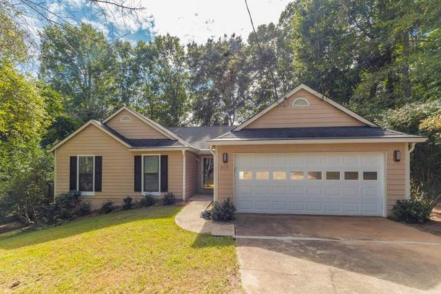 804 NW Riverstone Lane, Woodstock, GA 30188 (MLS #6786198) :: The Heyl Group at Keller Williams