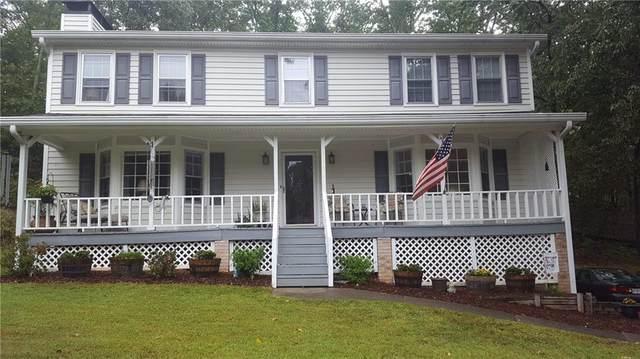 3150 Bouchard Way NE, Marietta, GA 30066 (MLS #6786359) :: The Heyl Group at Keller Williams