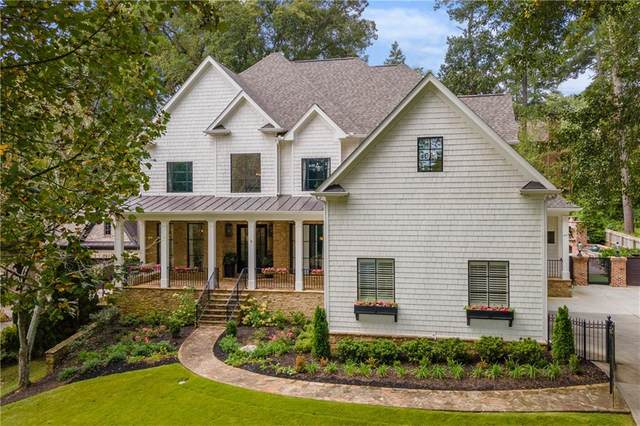 3946 Stovall Terrace NE, Atlanta, GA 30342 (MLS #6786506) :: The Heyl Group at Keller Williams