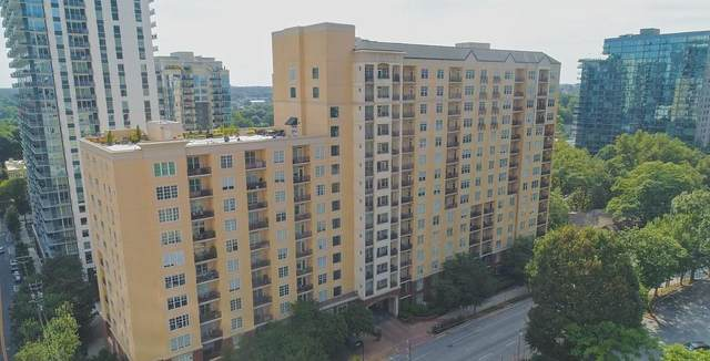 1101 Juniper Street NE #57, Atlanta, GA 30309 (MLS #6786510) :: Thomas Ramon Realty