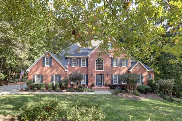 325 Gunston Hall Circle, Milton, GA 30004 (MLS #6786649) :: Tonda Booker Real Estate Sales
