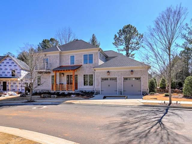 2578 Middle Coray Circle, Marietta, GA 30066 (MLS #6786660) :: Scott Fine Homes at Keller Williams First Atlanta