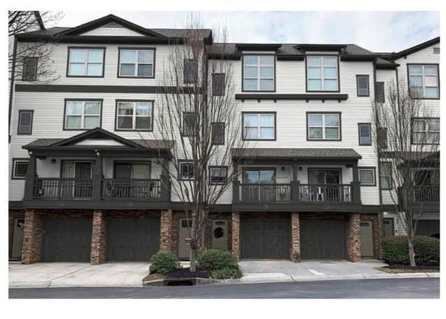 220 Semel Circle NW #174, Atlanta, GA 30309 (MLS #6786669) :: The North Georgia Group