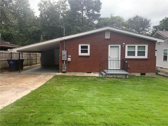 1637 Laurel Avenue NW, Atlanta, GA 30318 (MLS #6786896) :: Vicki Dyer Real Estate