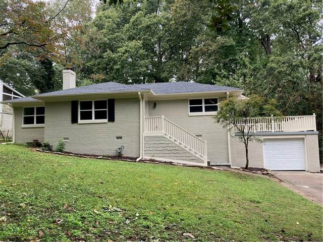 1161 Forrest Boulevard, Decatur, GA 30030 (MLS #6786905) :: The Cowan Connection Team