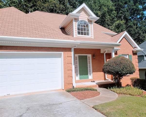 7036 Wind Run Way #0, Stone Mountain, GA 30087 (MLS #6786933) :: Path & Post Real Estate