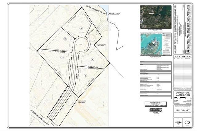 2125 Habersham Marina & 1970 Millers Path Road, Cumming, GA 30041 (MLS #6787022) :: Kennesaw Life Real Estate