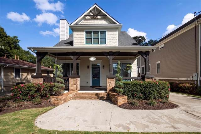 3408 Harrison Road, East Point, GA 30344 (MLS #6787160) :: North Atlanta Home Team