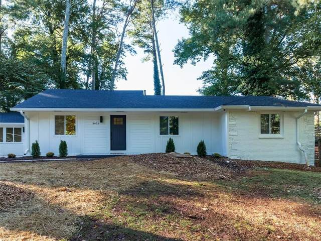 3659 Dial Drive, Stone Mountain, GA 30083 (MLS #6787167) :: North Atlanta Home Team