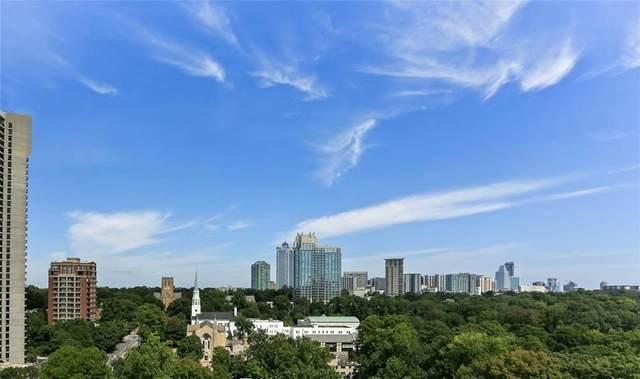 2575 Peachtree Road NE 18A, Atlanta, GA 30305 (MLS #6787247) :: AlpharettaZen Expert Home Advisors