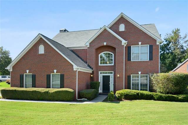 583 Antietam Drive, Stone Mountain, GA 30087 (MLS #6787391) :: North Atlanta Home Team