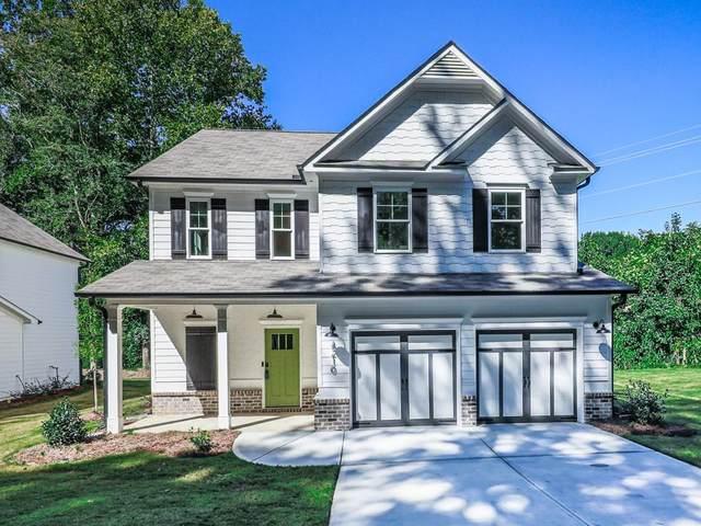 4210 Old Cherokee Street, Acworth, GA 30101 (MLS #6787537) :: North Atlanta Home Team