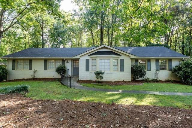 3270 Hickory Crest Drive, Marietta, GA 30064 (MLS #6787615) :: Keller Williams