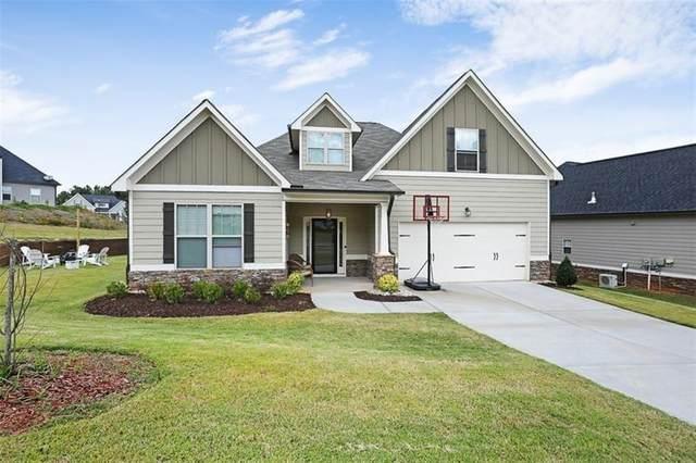 235 Gunier Circle, Dawsonville, GA 30534 (MLS #6787899) :: Tonda Booker Real Estate Sales