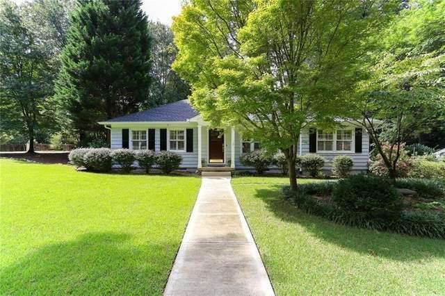 1087 Lindridge Drive NE, Atlanta, GA 30324 (MLS #6787902) :: The Hinsons - Mike Hinson & Harriet Hinson