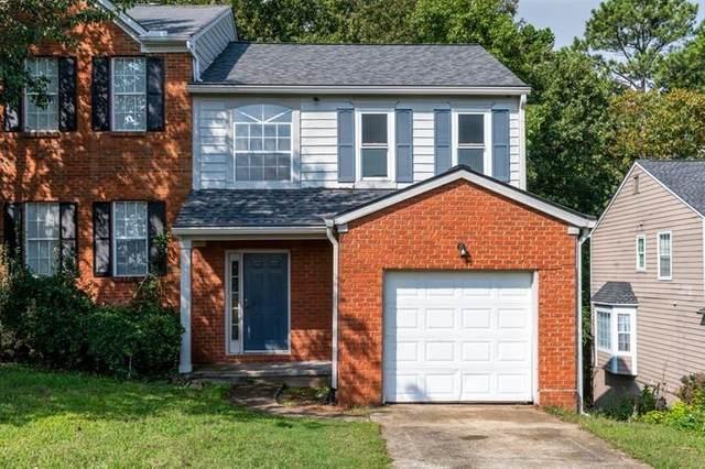 1855 Barrington Overlook #1855, Marietta, GA 30066 (MLS #6787995) :: North Atlanta Home Team