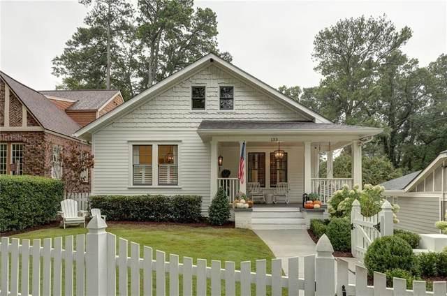 133 Ridgeland Way NE, Atlanta, GA 30305 (MLS #6788124) :: The Heyl Group at Keller Williams