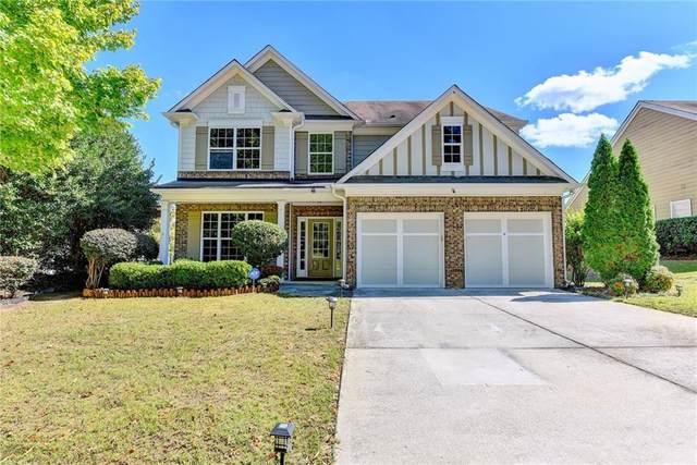 1163 Gather Drive, Lawrenceville, GA 30043 (MLS #6788125) :: Keller Williams