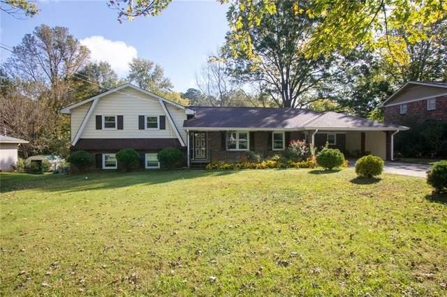 1863 Joppa Lane, Tucker, GA 30084 (MLS #6788347) :: North Atlanta Home Team