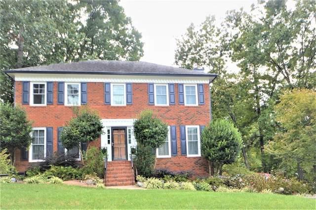 4540 Reva Drive NE, Marietta, GA 30066 (MLS #6788351) :: Tonda Booker Real Estate Sales