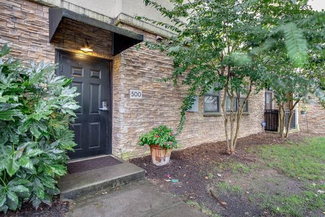 2230 Cheshire Bridge Road NE #501, Atlanta, GA 30324 (MLS #6788435) :: Rock River Realty