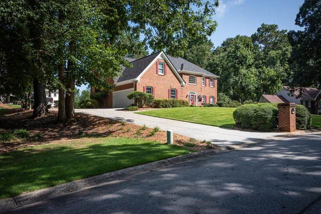 5235 Silver Creek Drive SW, Lilburn, GA 30047 (MLS #6788490) :: Tonda Booker Real Estate Sales