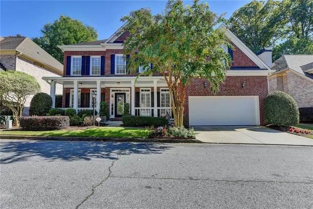 1016 Brookhaven Walk NE, Atlanta, GA 30319 (MLS #6788492) :: The Hinsons - Mike Hinson & Harriet Hinson