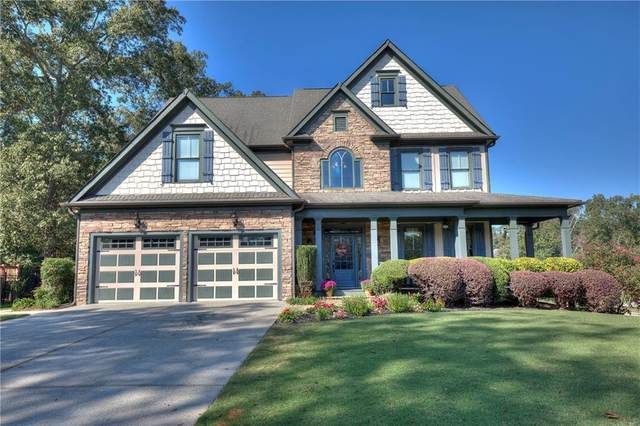 17 River Walk Parkway, Euharlee, GA 30145 (MLS #6789724) :: Tonda Booker Real Estate Sales