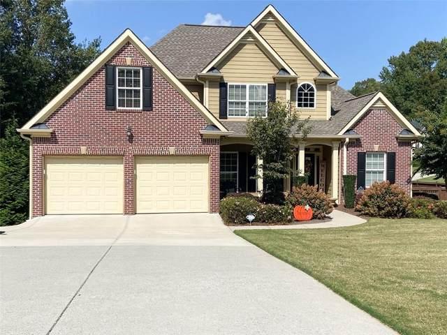 16 Blue Ridge Drive, Powder Springs, GA 30127 (MLS #6789767) :: Kennesaw Life Real Estate