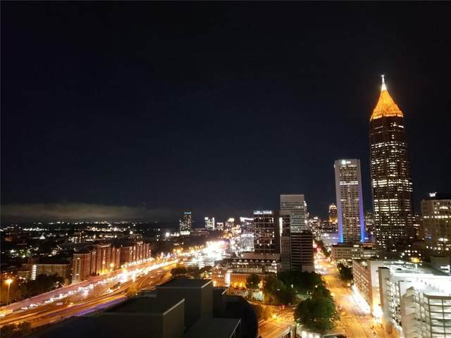 400 W Peachtree Street NW #2113, Atlanta, GA 30308 (MLS #6789782) :: RE/MAX Paramount Properties