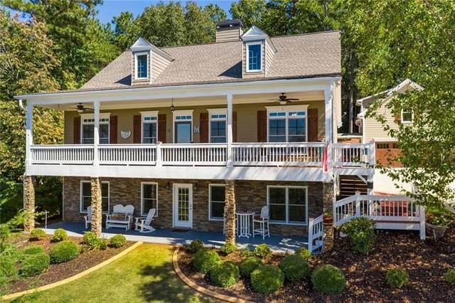 12 Lake Court, White, GA 30184 (MLS #6789827) :: Keller Williams