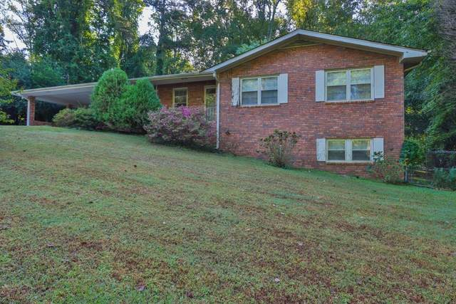 1208 Seven Springs Circle, Marietta, GA 30068 (MLS #6789851) :: Tonda Booker Real Estate Sales