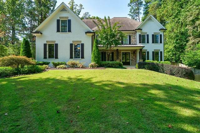 3888 Sheldon Drive NE, Atlanta, GA 30342 (MLS #6789887) :: Keller Williams
