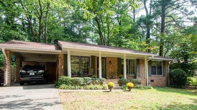 1407 Sanden Ferry Drive, Decatur, GA 30033 (MLS #6790228) :: North Atlanta Home Team